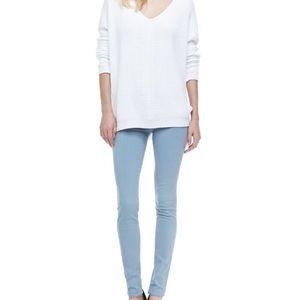 Vince Riley Skinny Blue Jeans Sz 28